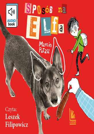 Okładka książki Sposób na Elfa