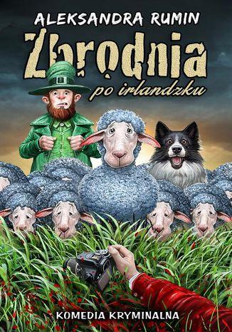 Okładka książki Zbrodnia po irlandzku
