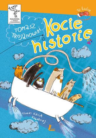 Okładka książki Kocie Historie