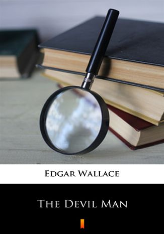Okładka książki/ebooka The Devil Man