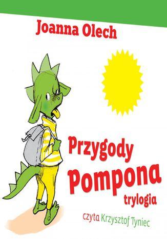 Okładka książki Przygody Pompona. Trylogia