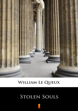 Okładka książki/ebooka Stolen Souls