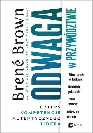 Okładka książki Odwaga w przywództwie