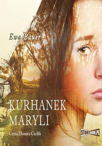 Okładka książki Kurhanek Maryli