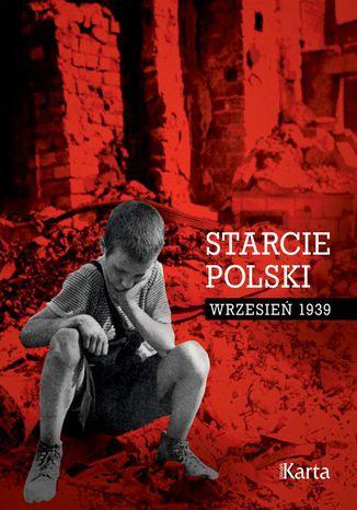 Okładka książki Starcie Polski