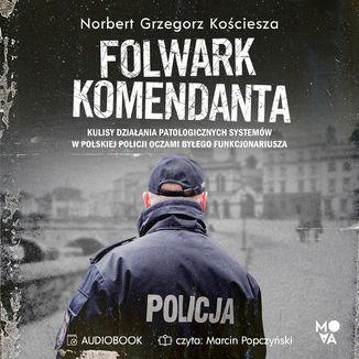 Okładka książki/ebooka Folwark komendanta
