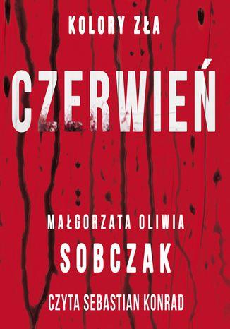 Okładka książki/ebooka Kolory zła. Czerwień