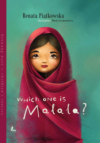Okładka książki/ebooka Which one is Malala