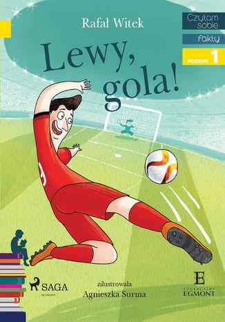 Okładka książki/ebooka Lewy - Gola!