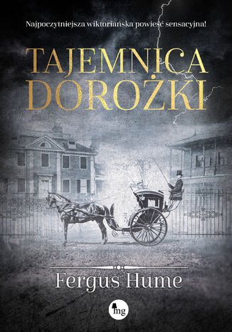 Okładka książki/ebooka Tajemnica dorożki