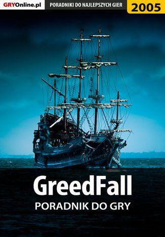 Okładka książki GreedFall - poradnik do gry