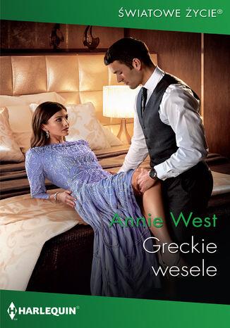 Okładka książki Greckie wesele