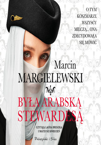 Okładka książki/ebooka Była arabską stewardesą