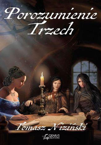 Okładka książki Porozumienie Trzech
