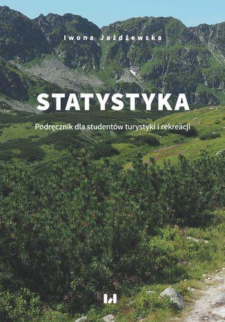 Okładka książki/ebooka Statystyka. Podręcznik dla studentów turystyki i rekreacji