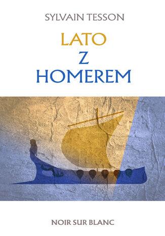 Okładka książki Lato z Homerem