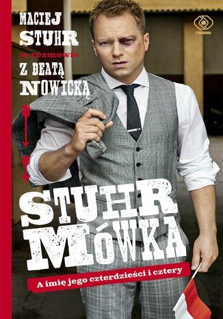 Okładka książki/ebooka Stuhrmówka. A imię jego czterdzieści i cztery