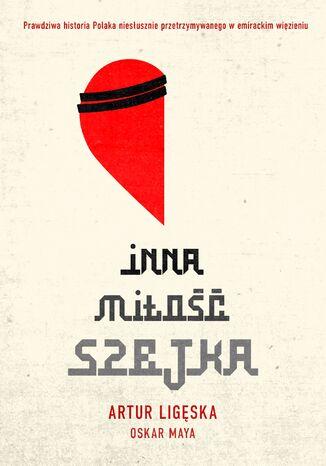 Okładka książki Inna miłość szejka