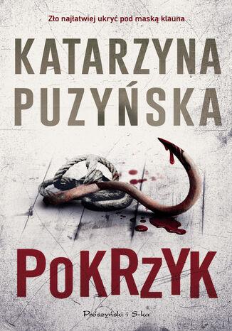 Okładka książki/ebooka Saga o policjantach z Lipowa. Pokrzyk