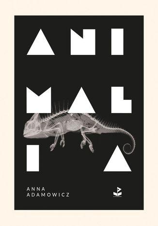 Okładka książki Animalia