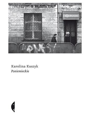 Okładka książki/ebooka Poniemieckie