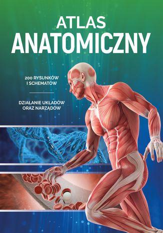 Okładka książki/ebooka Atlas Anatomiczny