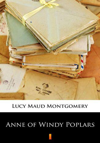Okładka książki/ebooka Anne of Windy Poplars