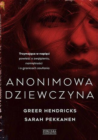 Okładka książki Anonimowa dziewczyna
