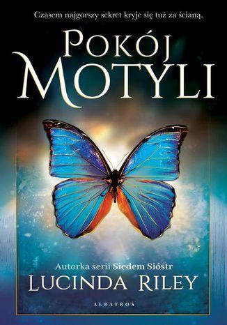 Okładka książki Pokój motyli