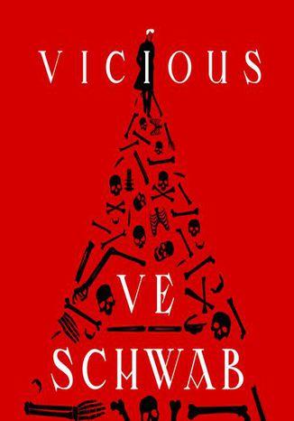 Okładka książki Vicious . Nikczemni