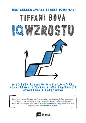 Okładka książki IQ wzrostu