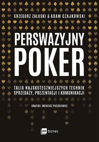 Okładka książki/ebooka Perswazyjny poker