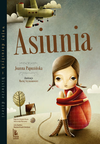 Okładka książki Asiunia
