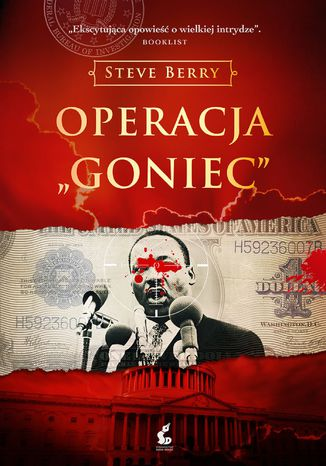 Okładka książki Operacja Goniec