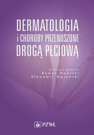 Okładka książki Dermatologia i choroby przenoszone drogą płciową