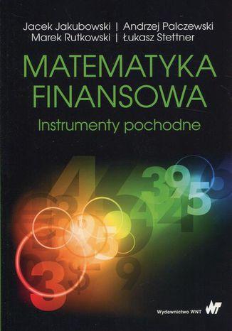 Okładka książki/ebooka Matematyka finansowa