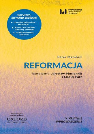 Okładka książki Reformacja. Krótkie Wprowadzenie 19