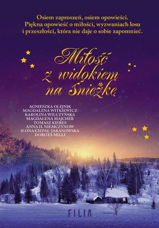 Okładka książki Miłość z widokiem na Śnieżkę