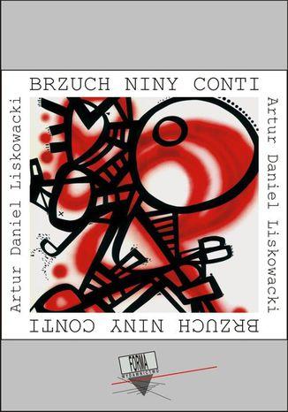 Okładka książki Brzuch Niny Conti