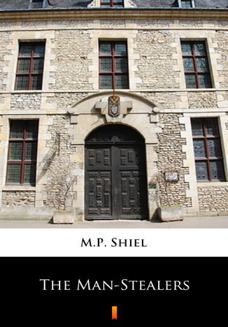 Okładka książki/ebooka The Man-Stealers