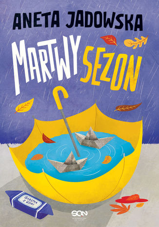 Okładka książki Martwy sezon