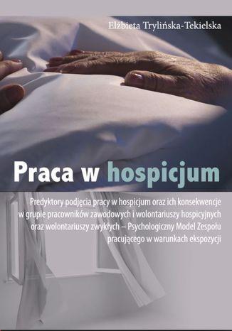 Okładka książki/ebooka Praca w hospicjum