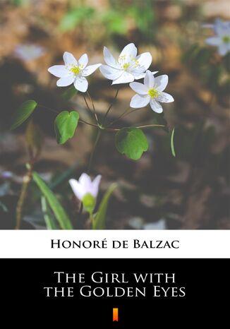 Okładka książki The Girl with the Golden Eyes