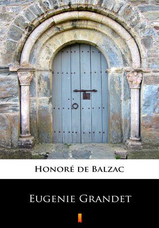Okładka książki Eugenie Grandet