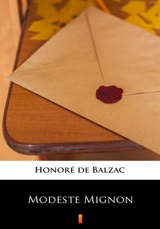Okładka książki Modeste Mignon