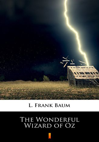 Okładka książki The Wonderful Wizard of Oz