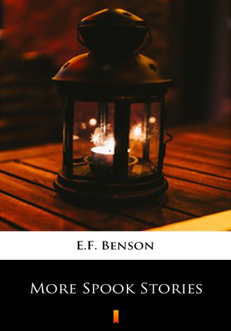 Okładka książki/ebooka More Spook Stories
