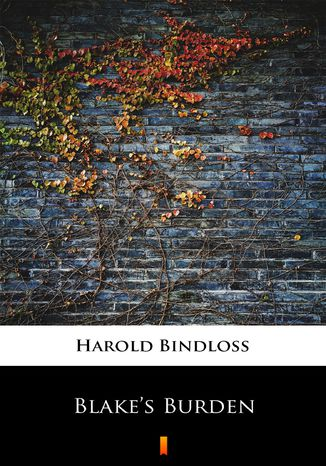Okładka książki Blakes Burden