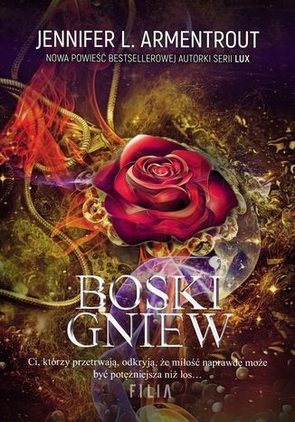 Ebook Covenant Tom 3 Boski gniew