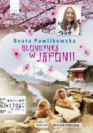 Okładka książki Blondynka w Japonii